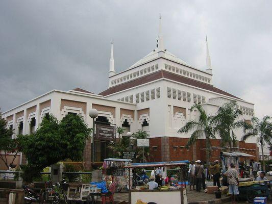 Masjid Akbar in Kemayoran/Jakarta