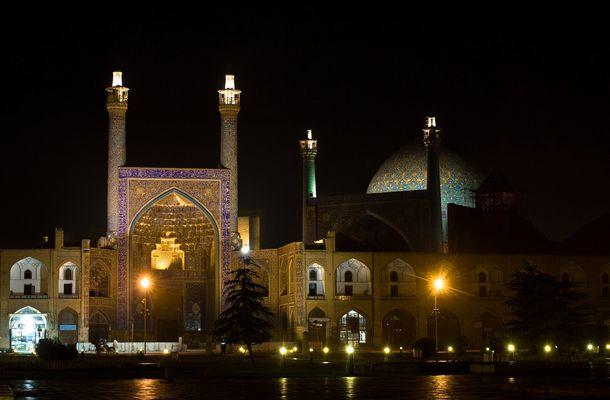 Masjid-e Imam - Freitagsmoschee in Isfahan
