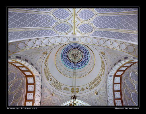 Masjid Omar Ali Saifuddien V, Bandar Seri Begawan / BN
