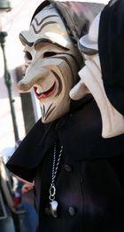 mask at Fastnacht