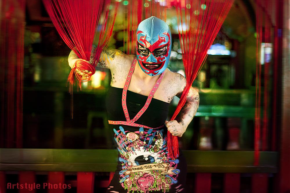 Mask Fighter