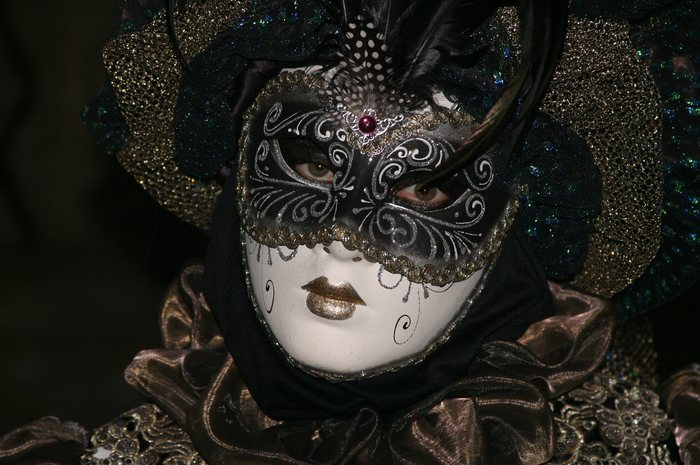 Maske #4