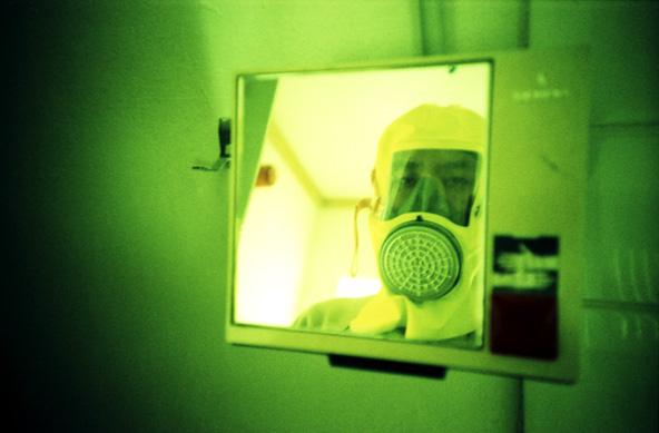 -- maske --