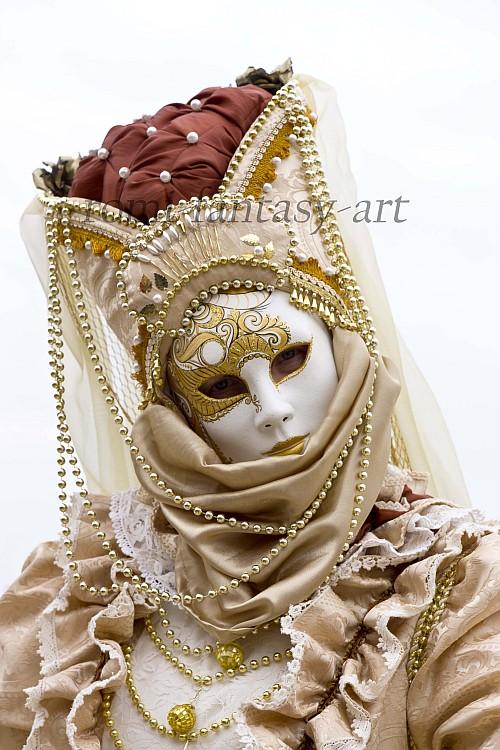 Maske, Carneval in Venedig 2012