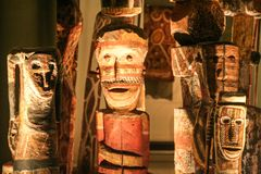 MASKEN Australia Ausstellung