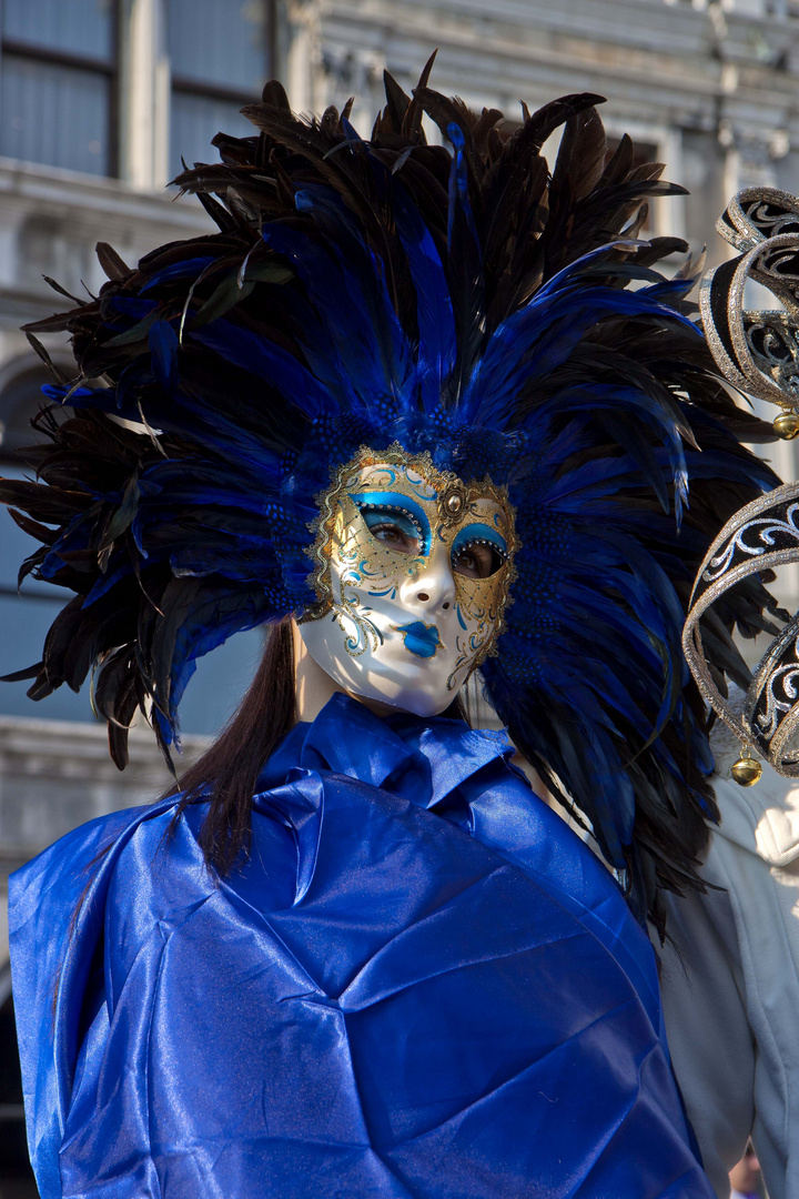 Masken, Carneval in Venedig 2012