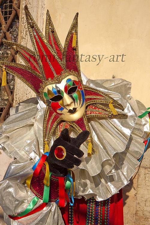 Masken, Carneval in Venedig