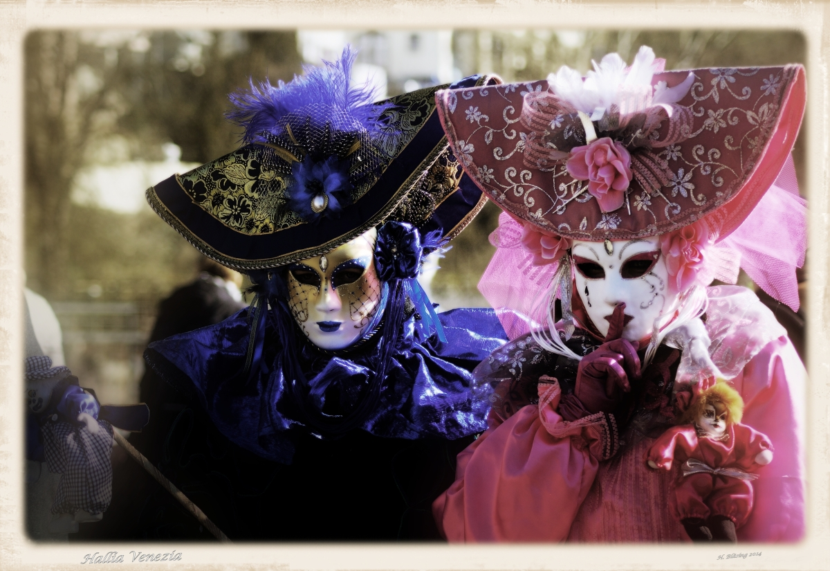 Masken der Stille