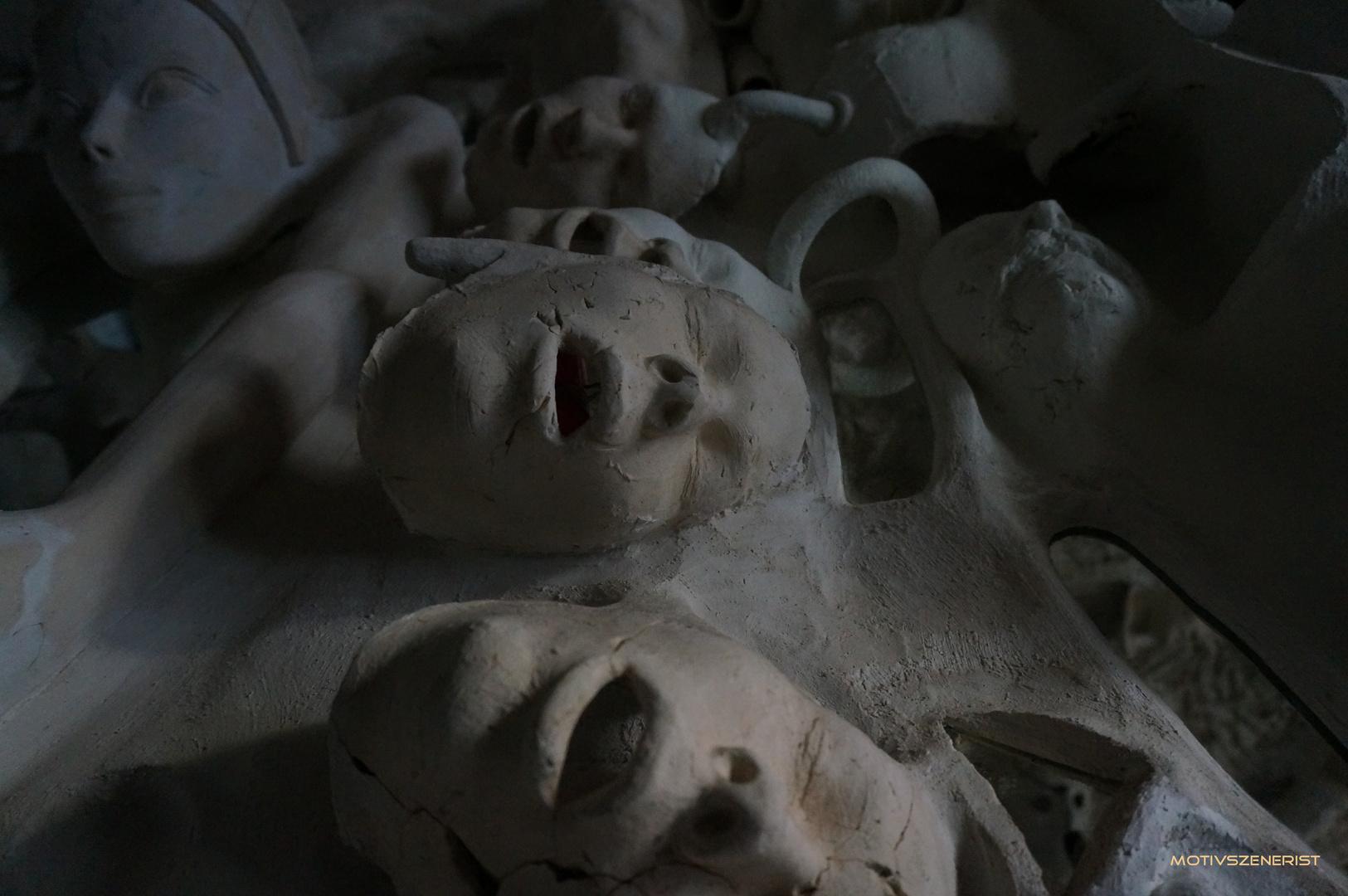 Maskenwand
