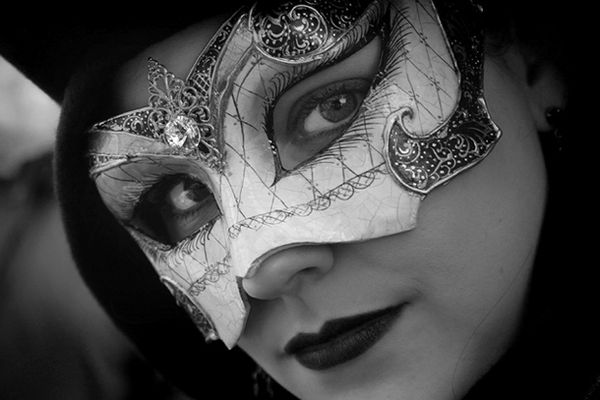 Maskerade....