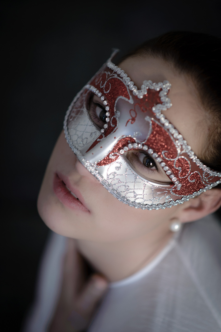 Maskiert