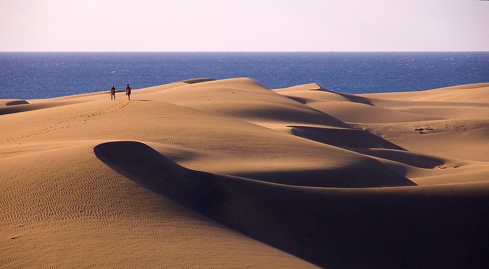 Maspalomas und seine Dünen