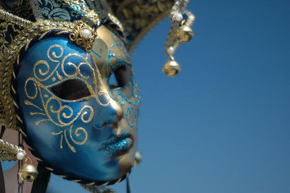 Masque Venetien.