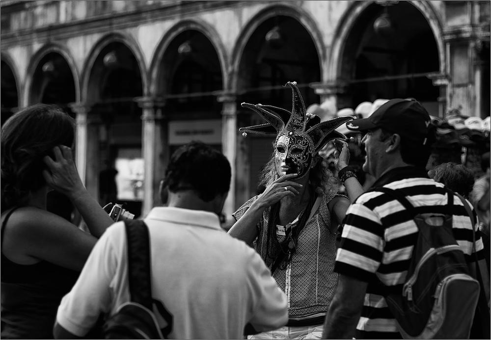 *Masquerade*