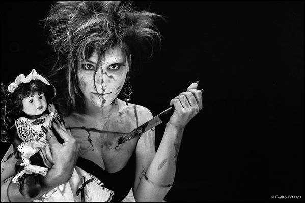 Masquerade - Kill the doll