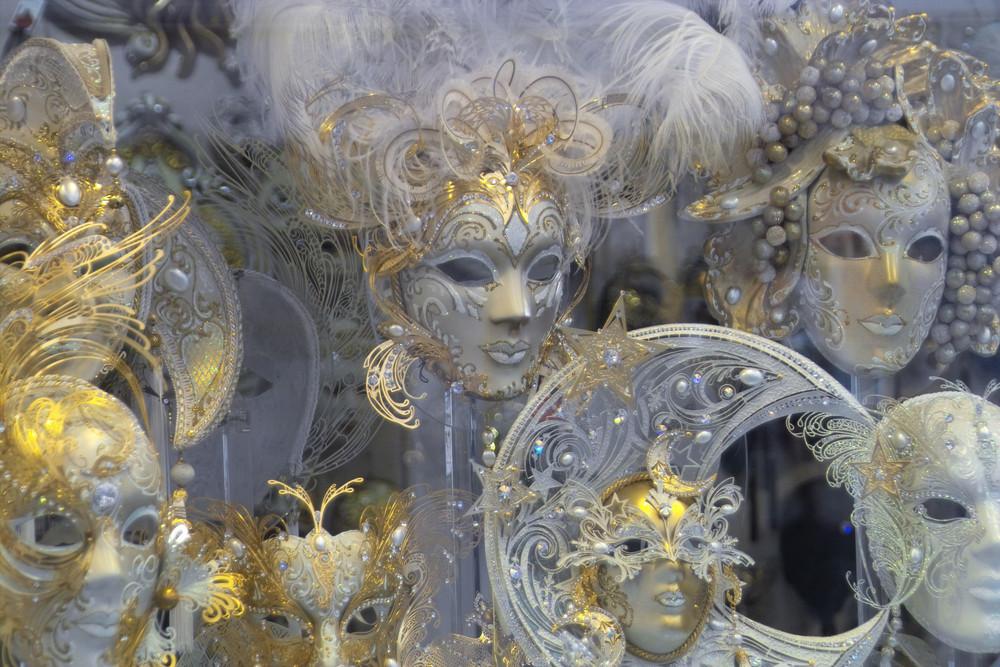 masques de Venize