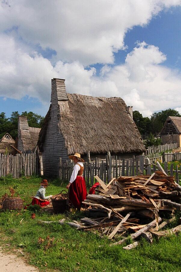 Massachusetts | the first settlement |