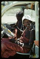 Massai am Steuer - 1961