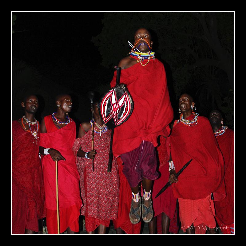 """""""Massai dance"""""""