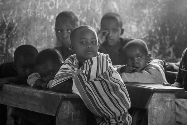 Massai-Kindergarten
