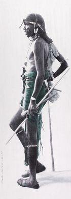Massai warrior 2