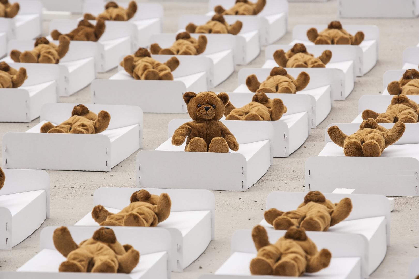 Massensterben der Teddybären 1