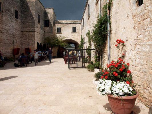 Masseria in Apulien