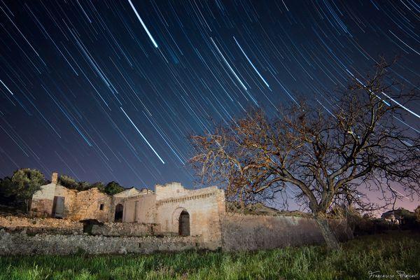 Masseria sotto le stelle
