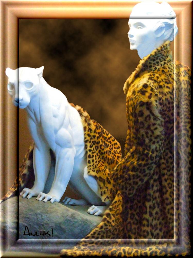 maßgeschneidert für den Leopard...!