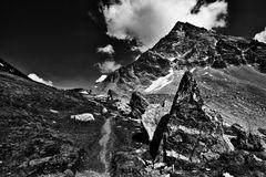 massi e montagne (bn)