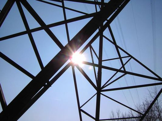 Mast 2 Sonnenenergie