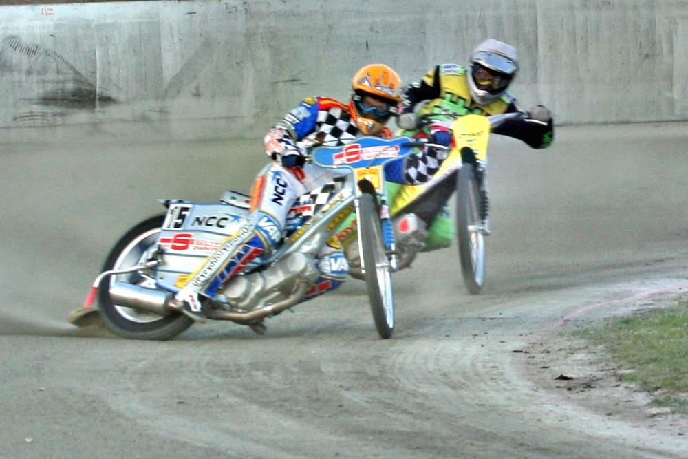 Master of Speedway