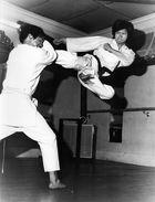 Master Yuen Fly Kick
