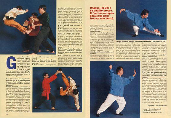 Master Yuen - Karate Bushido