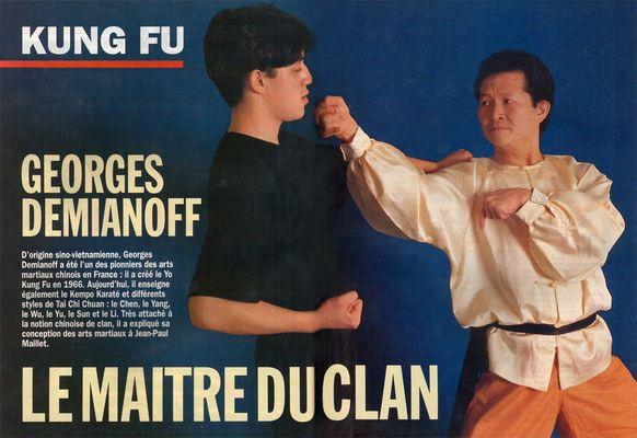 Master Yuen Man Sin - Karate Bushido