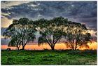 Masuren, Sonnenuntergang