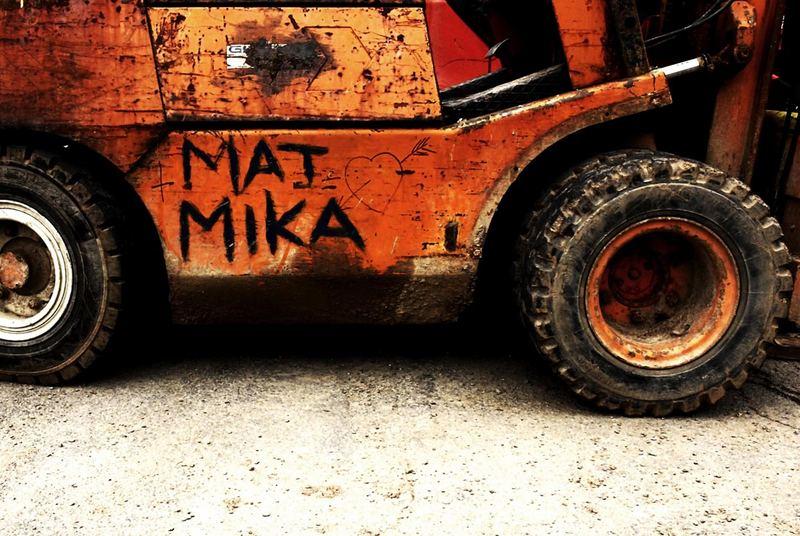 mat aime mika