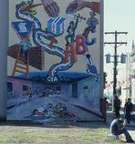 Matagalpa 1984. Wandbild
