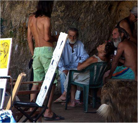 Matala, Hippiefestival Kreta