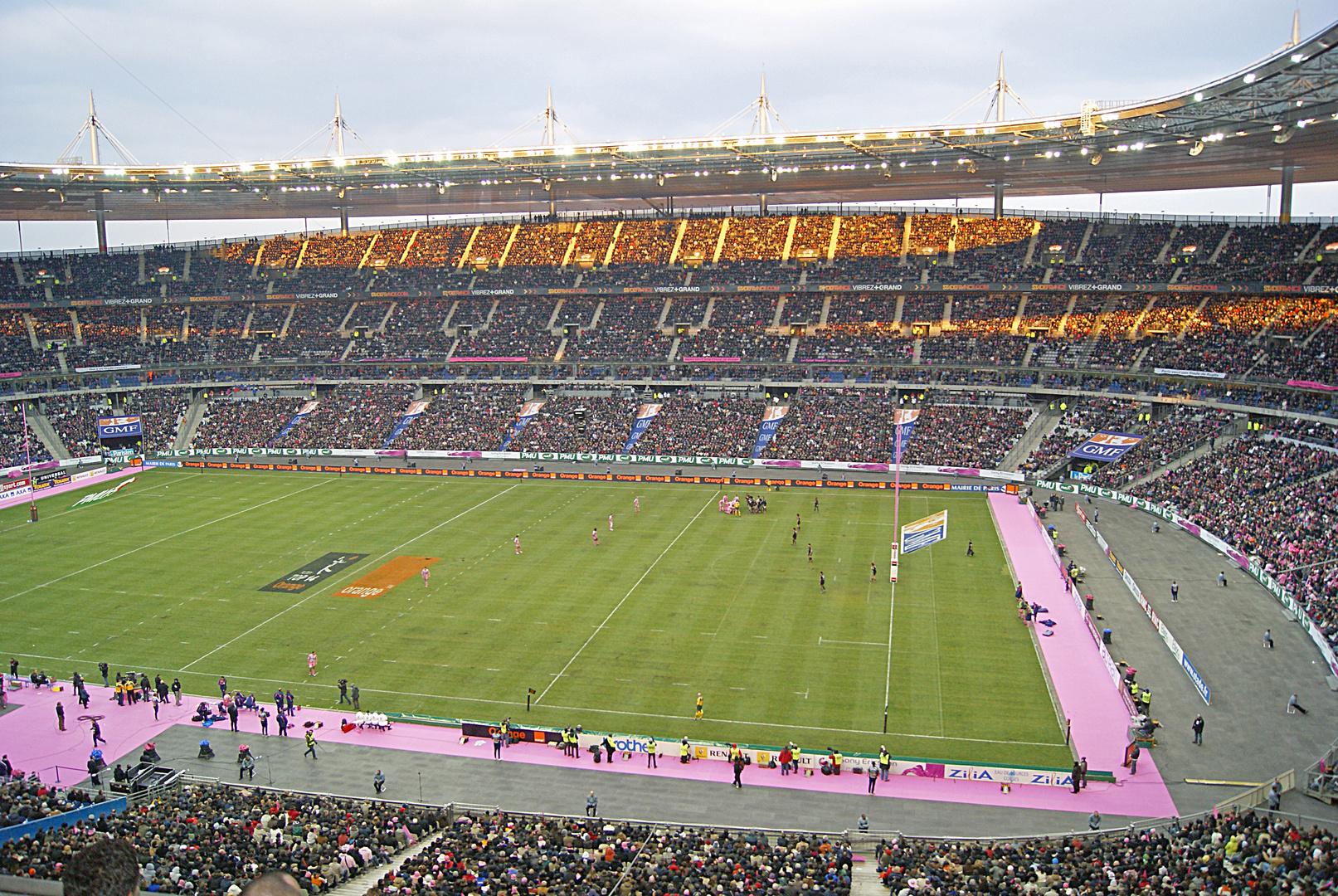 match au stade de France