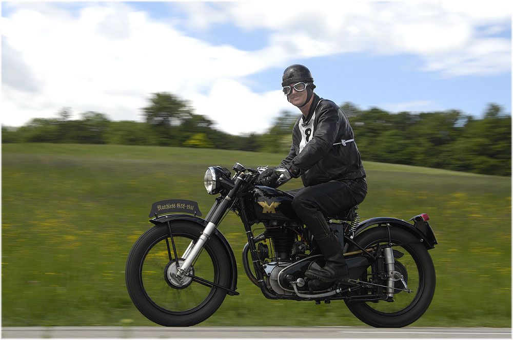 Matchless BJ 1941