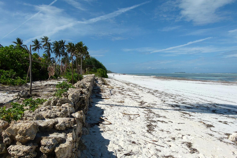 ...Matemwe Beach...