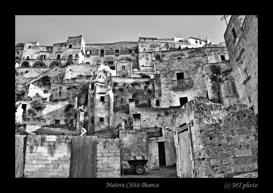 Matera Città Bianca