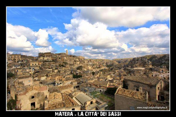 Matera - La Città Dei Sassi