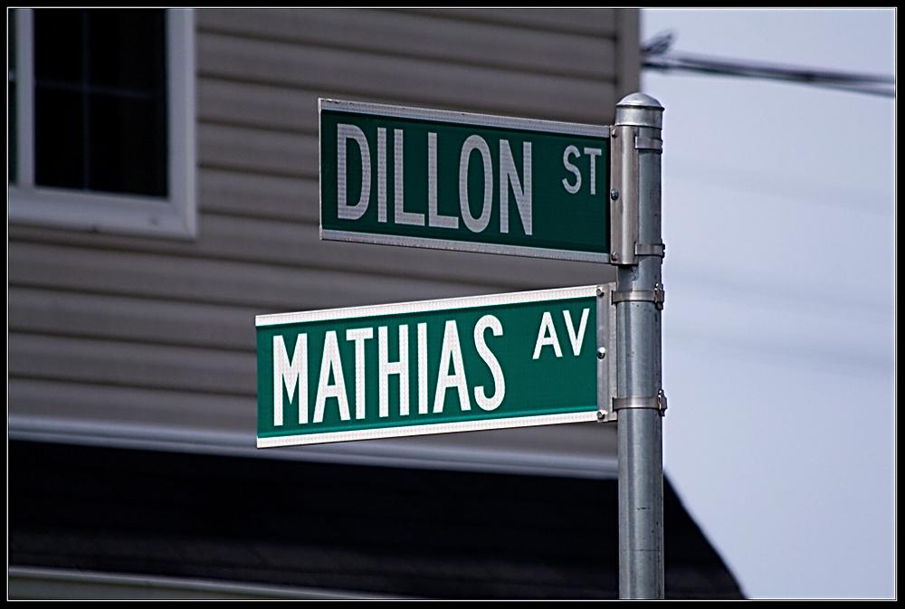 Mathias Ave.