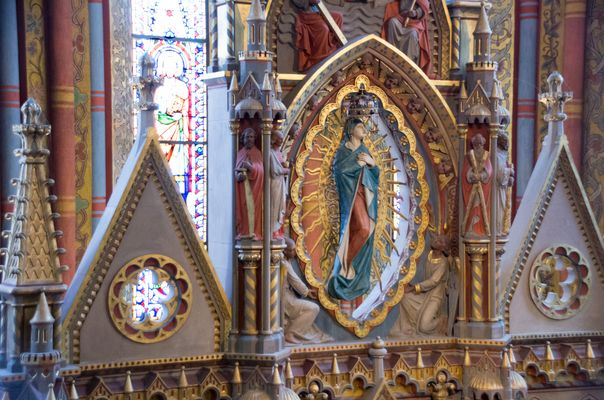 Mathiaskirche Budapest 2