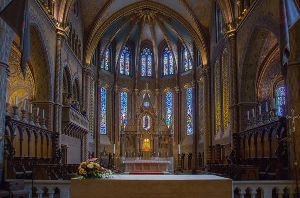 Mathiaskirche Budapest