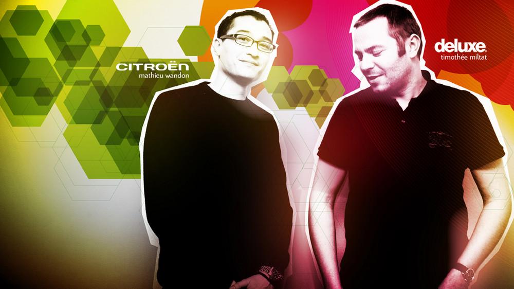 Mathieu & Tim