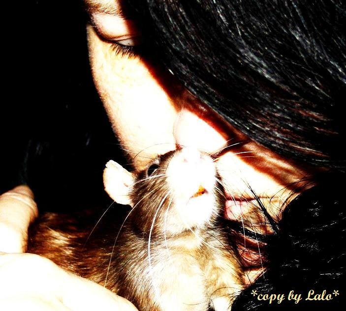 Mathilda and me