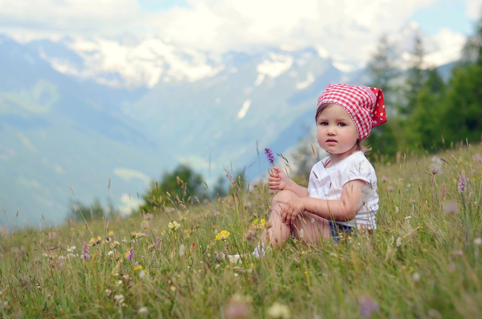 Matilda, a Girl of the Alps